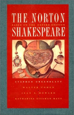 The Norton Shakespeare by William Shakespeare