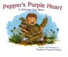 Pepper's Purple Heart by Heather French Henry