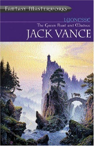 The Green Pearl and Madouc by Jack Vance