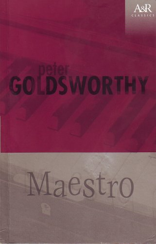 maestro by peter goldsworthy essay Maestro has 1612 ratings and 93 reviews jan said: peter goldsworthy's darwin  in maestro, the setting, vibrantly alive, is a character in its own right.