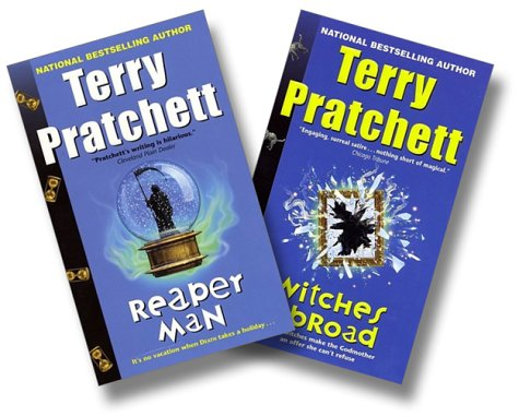 Discworld Two-Book Set by Terry Pratchett
