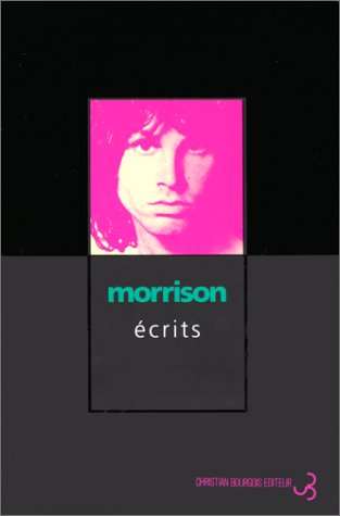Ecrits by Jim Morrison