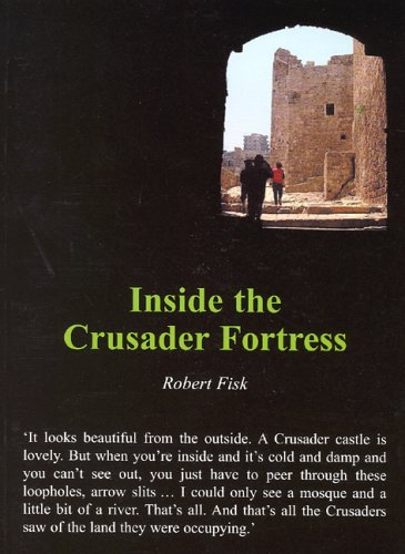 Inside The Crusader Fortress