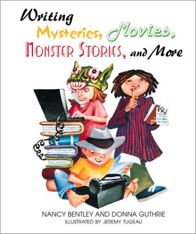 Writing Mysteries, Movies, Monster Stories, and More
