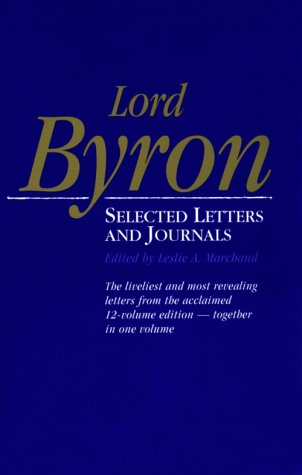 Lord Byron by George Gordon Byron