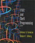 Unix and Shell Programming: A Textbook (Non-Infotrac Version)