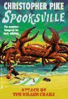 Attack of the Killer Crabs (Spooksville, #18)