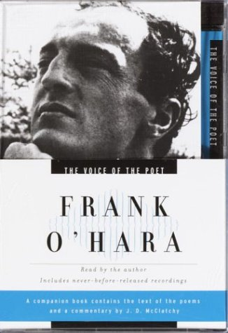 Voice of the Poet by Frank O'Hara