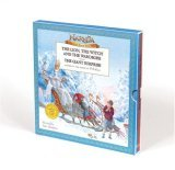 Narnia Picture Book Box Set: The Lion, the Witch and the Wardrobe/The Giant Surprise [With Collectible Map]
