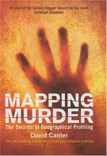 Mapping Murder by David Canter
