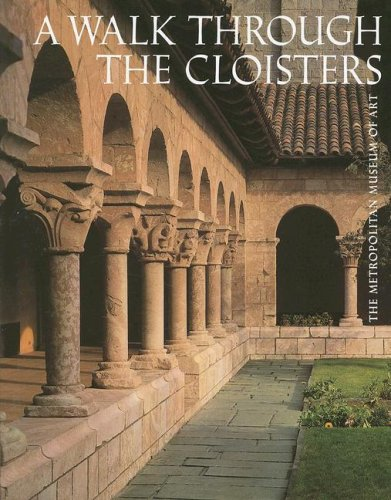 A Walk Through the Cloisters by Bonnie Young