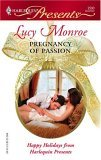 Pregnancy of Passion by Lucy Monroe