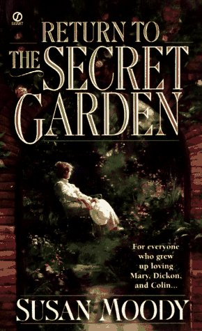 Return to the Secret Garden by Susan Moody