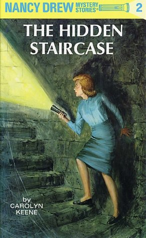 The Hidden Staircase by Carolyn Keene