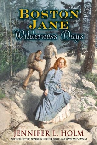 Wilderness Days (Boston Jane, #2)