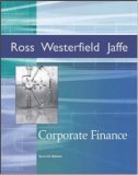 Corporate Finance (Irwin Series in Finance)