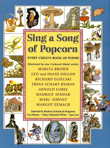 Sing a Song of Popcorn by Mary Michaels White