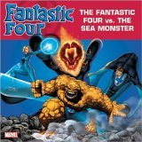The Fantastic Four vs. The Sea Monster