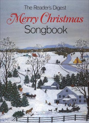 Merry Christmas Songbook by Reader's Digest Association