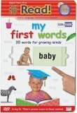 My First Words: Early Language Development System [With Starter Video]