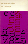 100 Selected Poems by E.E. Cummings