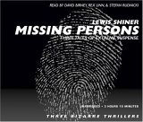 Missing Persons: Three Tales of Extreme Suspense