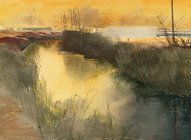California Light: The Watercolors Of Rollin Pickford