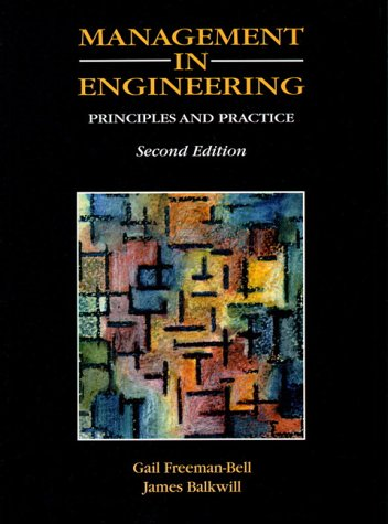 Management in Engineering
