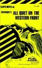Cliffs Notes on Remarque's All Quiet on the Western Front