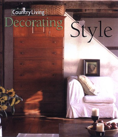 Country Living Decorating Style