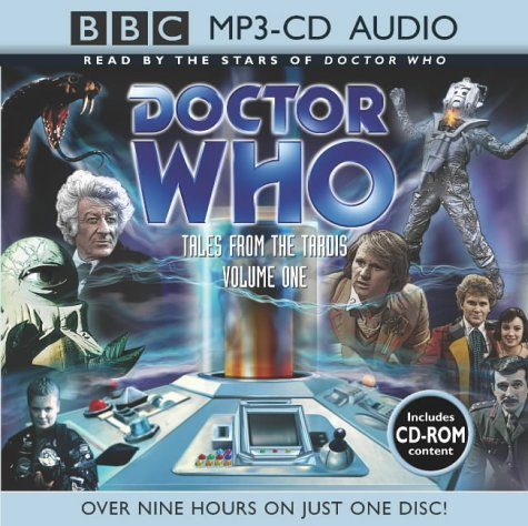Doctor Who: Tales from the Tardis Volume One (BBC Audio)