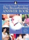 The Breastfeeding Answer Book