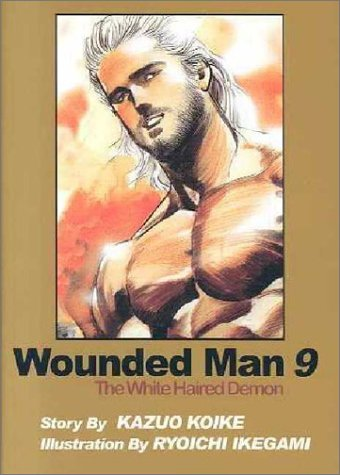 Wounded Man, Volume 9 (NFSUK)