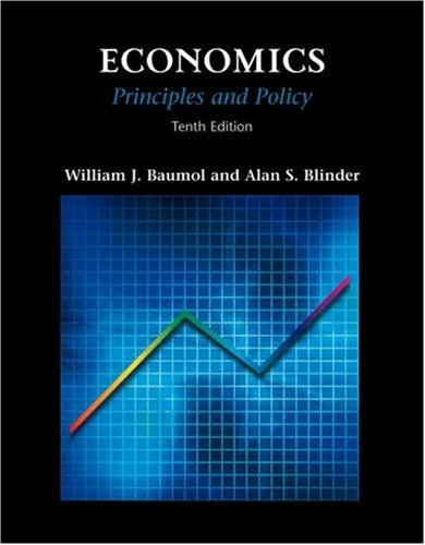 Economics: Principles and Policy [With Infotrac]