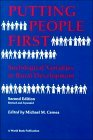 Putting People First by Michael M. Cernea