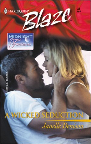 A Wicked Seduction by Janelle Denison