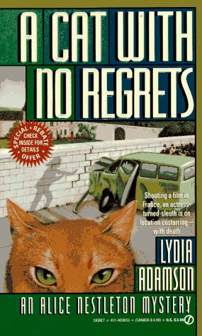 A Cat with No Regrets (Alice Nestleton Mystery, Book 8)