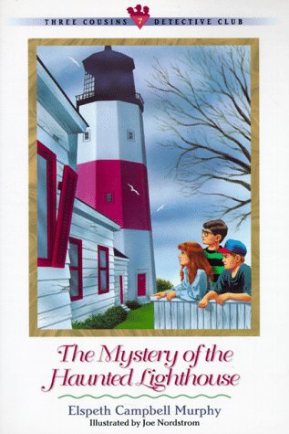 The Mystery of the Haunted Lighthouse by Elspeth Campbell Murphy