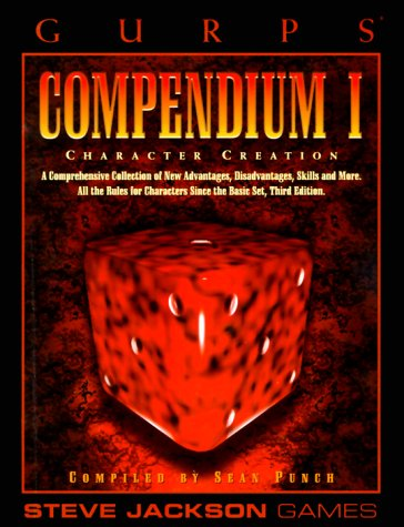 GURPS Compendium I by Sean Punch