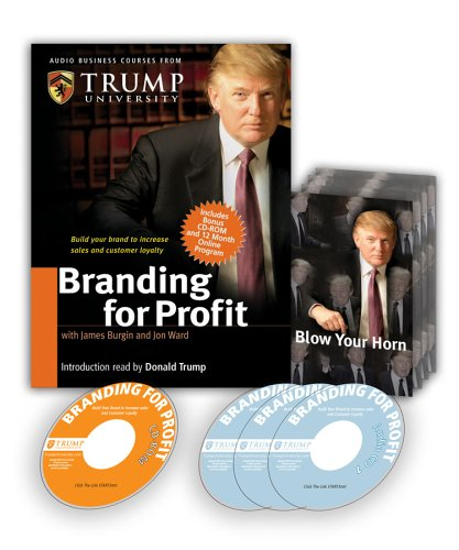 Branding for Profit [With CD-ROM with Workbook and Trump Cards]