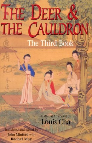 The Deer and the Cauldron, Vol. 3 by Jin Yong