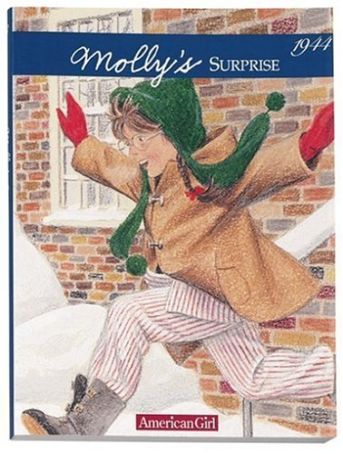 Molly's Surprise: A Christmas Story (American Girls: Molly, #3)