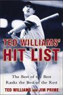Ted Williams' Hit List: The Best of the Best Ranks the Best of the Rest