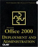 Microsoft Office 2000 Administrator's Desk Reference