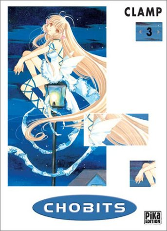 Chobits, Volume 3 by CLAMP