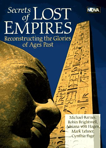 Secrets of Lost Empires by Robin Brightwell