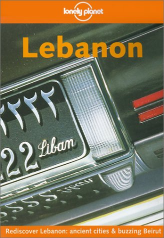 Lonely Planet Lebanon by Lonely Planet