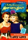 The Case of the Flapper 'Napper (The New Adventures of Mary-Kate and Ashley, #21)