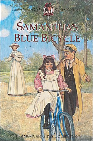 Samantha's Blue Bicycle by Valerie Tripp