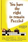 You Have the Right to Remain Puzzled (Puzzle Lady, #8)